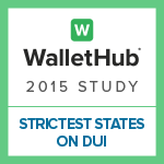 STRICTEST STATES ON DUI