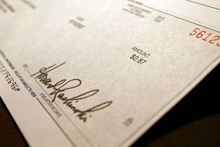 Check Processing: What Happens When You Write A Check?