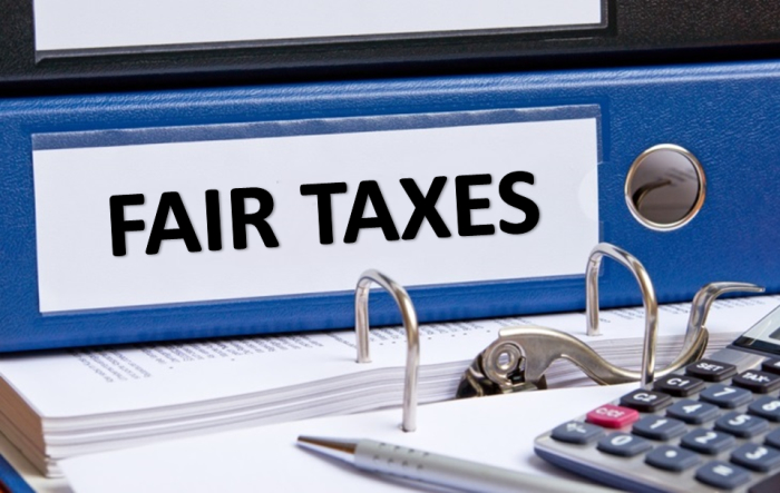 Fair State Tax Systems