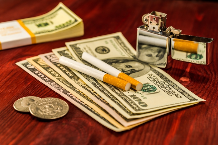 The Financia lCost of Smoking by State