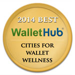WalletHub 2014 Best Cities For Wallet Wellness