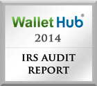 Wallet Hub 2014 IRS Audit Report