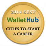Wallet Hub 2014 Best Cities to Start a Career