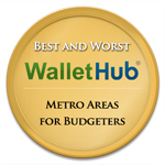 WH Best Budgeters Badge