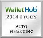 WH Study Auto Financing Badge
