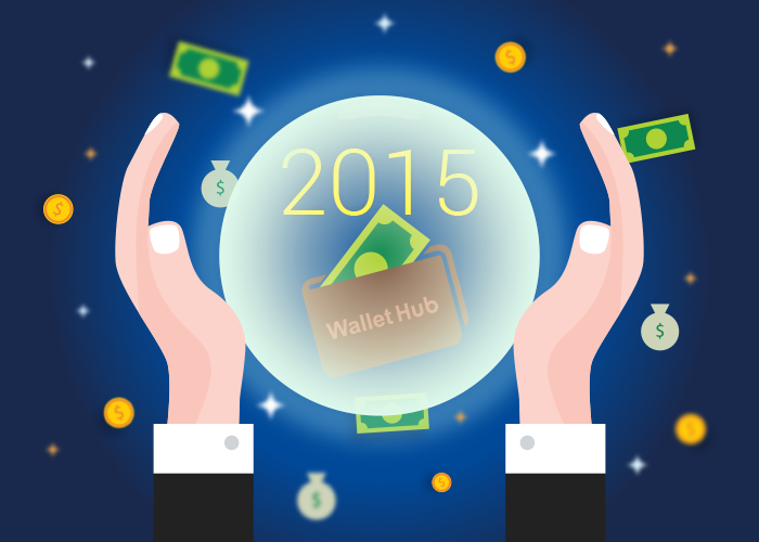 Wallethub Predictions 2015
