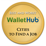 WH Best Worst Cities to Find a Job Badge
