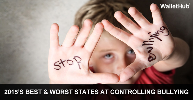 2015's Best & Worst States at Controlling Bullying ...