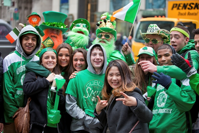 2016 Best Worst Cities to Celebrate St Patrick Day