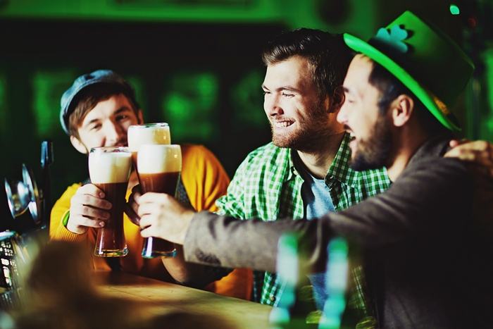 St Patrick Day By  The Numbers