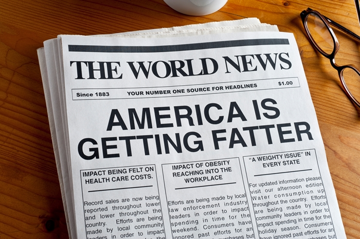 weight problems america essay