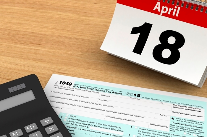 2016 Tax Day By The Numbers