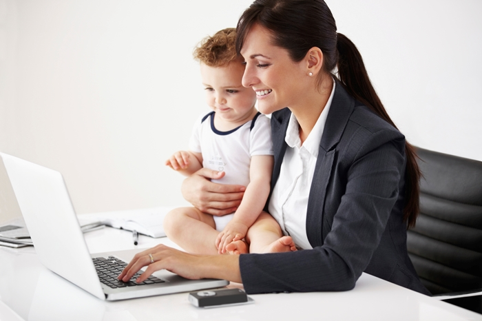 Work with babies and young children