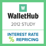 wallethub-2012-interest-rate-repricing-study