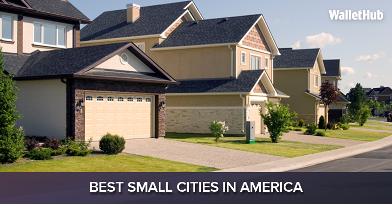 2016 s best small cities in america wallethub Best small town to live