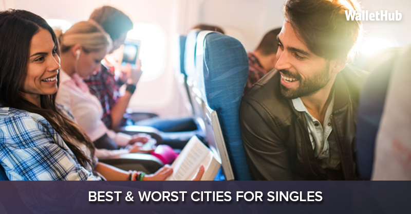 best and worst cities dating