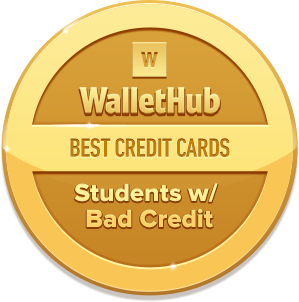 Best Credit Cards For Students With Bad Credit