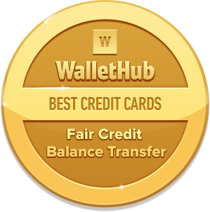 Best Balance Transfer Credit Cards for Fair Credit