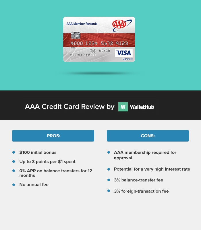 AAA Credit Card Review