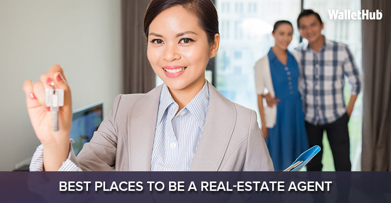Best Cities For Real Estate Agents