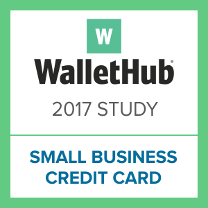 2017s most small business friendly credit card companies wallethub congress left the small business community out in the cold by excluding business branded credit cards from reheart Choice Image