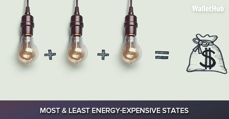 Le Ast 2017 s most least energy expensive states