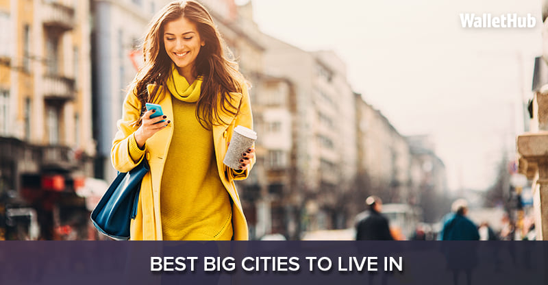 2017 s best big cities to live in for Top us cities to live in 2017