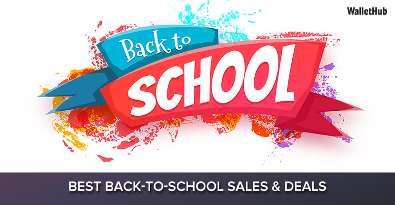 It's already Back-to-School time! If you've got a lot to buy, but don't want to go broke on all your new school supplies, tech gadgets, and clothes, here's the best ways to save some cash with these amazing back to school sales this month!