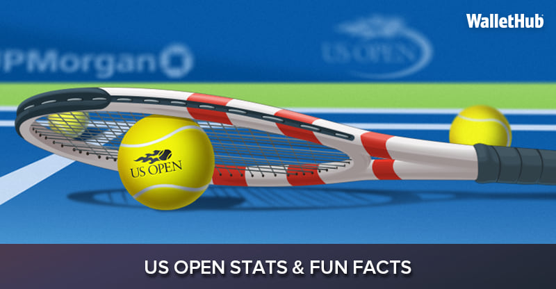 Us open stats