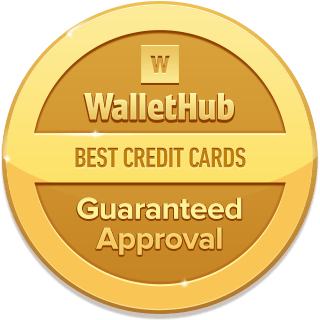"Best ""Guaranteed Approval"" Credit Cards"