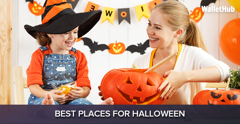 sc 1 st  WalletHub & 2017u0027s Best Places for Halloween