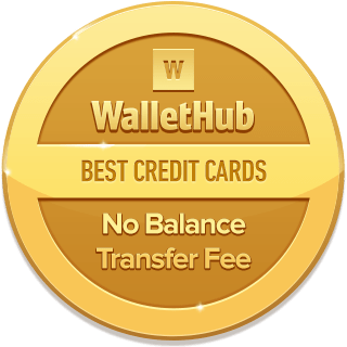Best No Balance Transfer Fee Credit Cards in 9