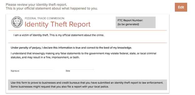 Identity Theft Report: What It Is & How To Complete It