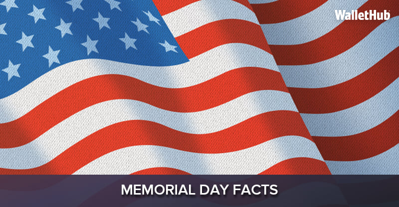 2018 memorial day facts