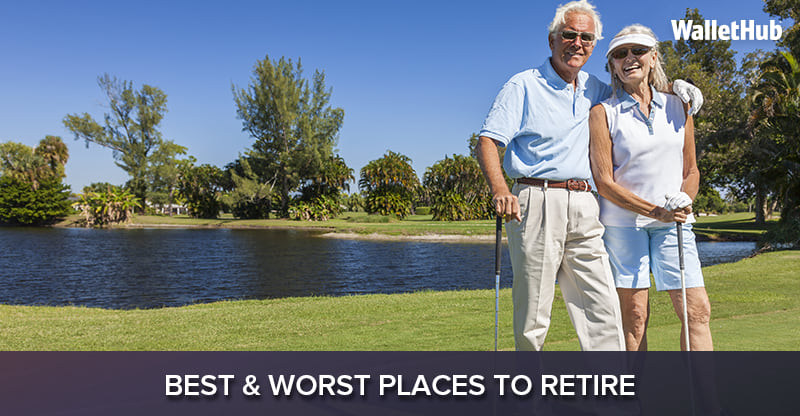 Top places to retire in us