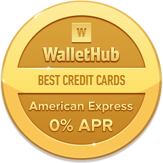 Best 0% APR American Express Credit Cards