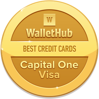 Best Capital One Visa Credit Cards