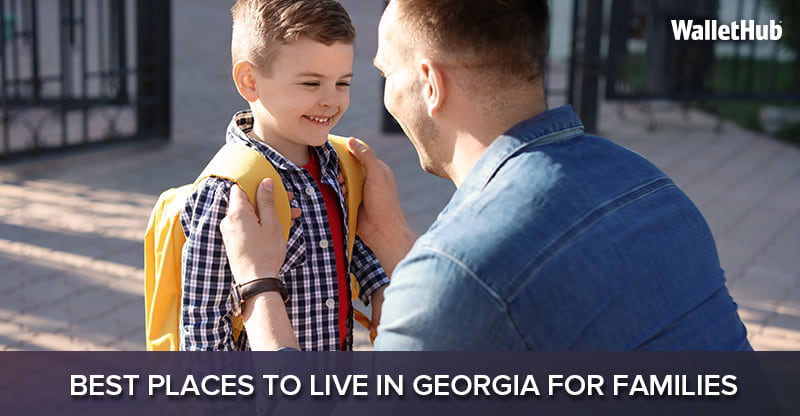 Best Places to Live in Georgia for Families