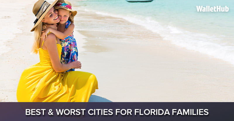 Best & Worst Cities for Florida Families