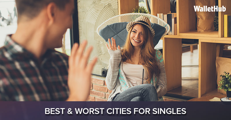 Worst Cities for Singles