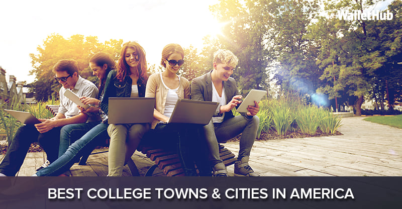 Best College Towns & Cities in America