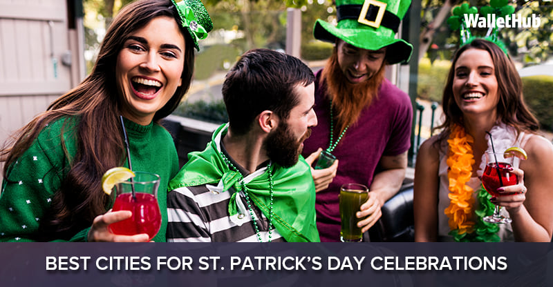2265bd30fc7 Best Cities for St. Patrick s Day Celebrations
