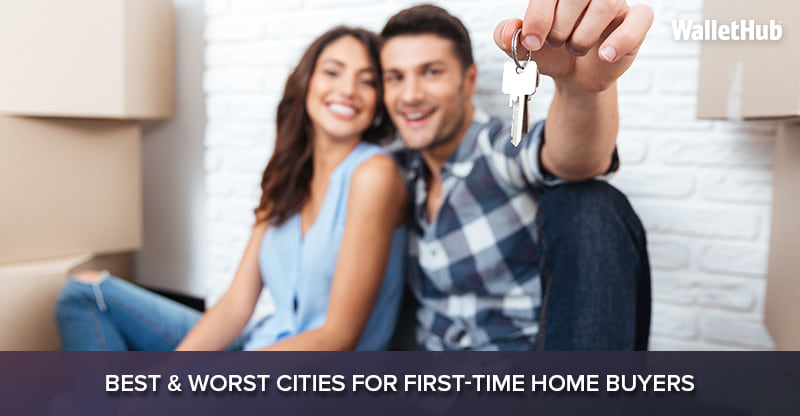 2019's Best & Worst Cities for First-Time Home Buyers