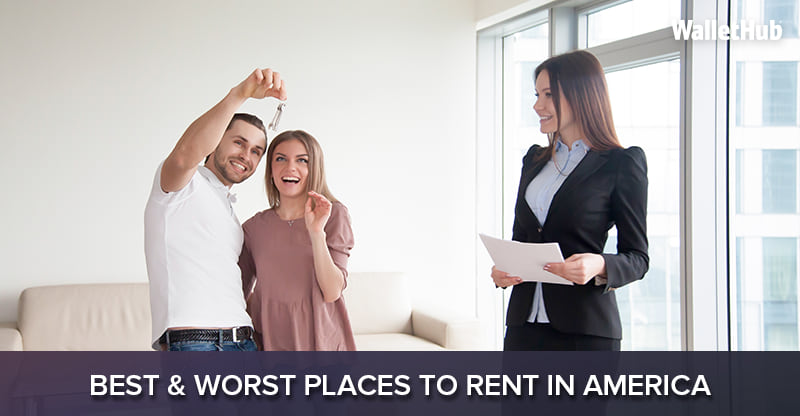 Best & Worst Places to Rent in America