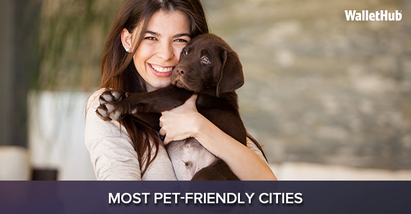 2019's Most Pet-Friendly Cities
