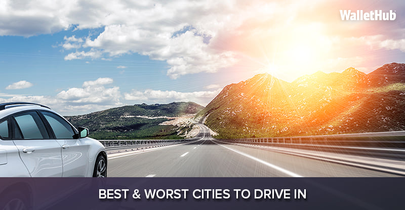 2019's Best & Worst Cities to Drive in