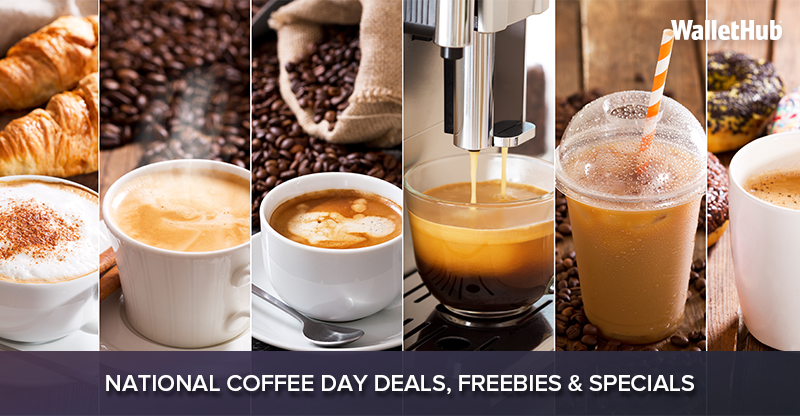 2019 National Coffee Day Deals, Freebies & Specials