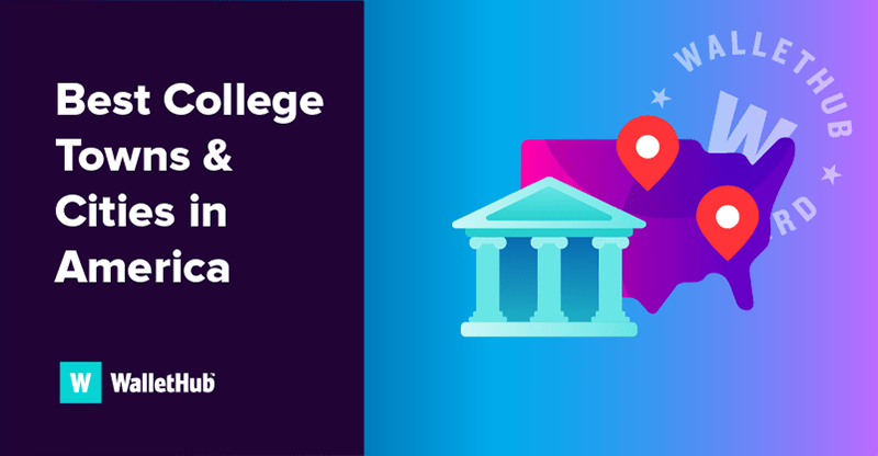 2020's Best College Towns & Cities in America