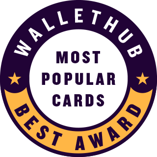 Most Popular Credit Cards